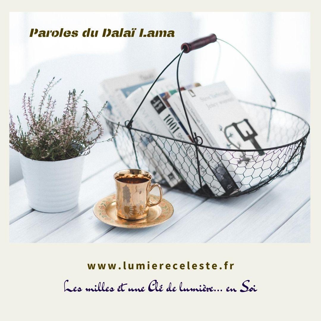 Paroles du dalai lama 4